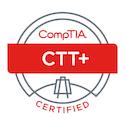 CompTIA Certified Trainer Bagde (CTT+)