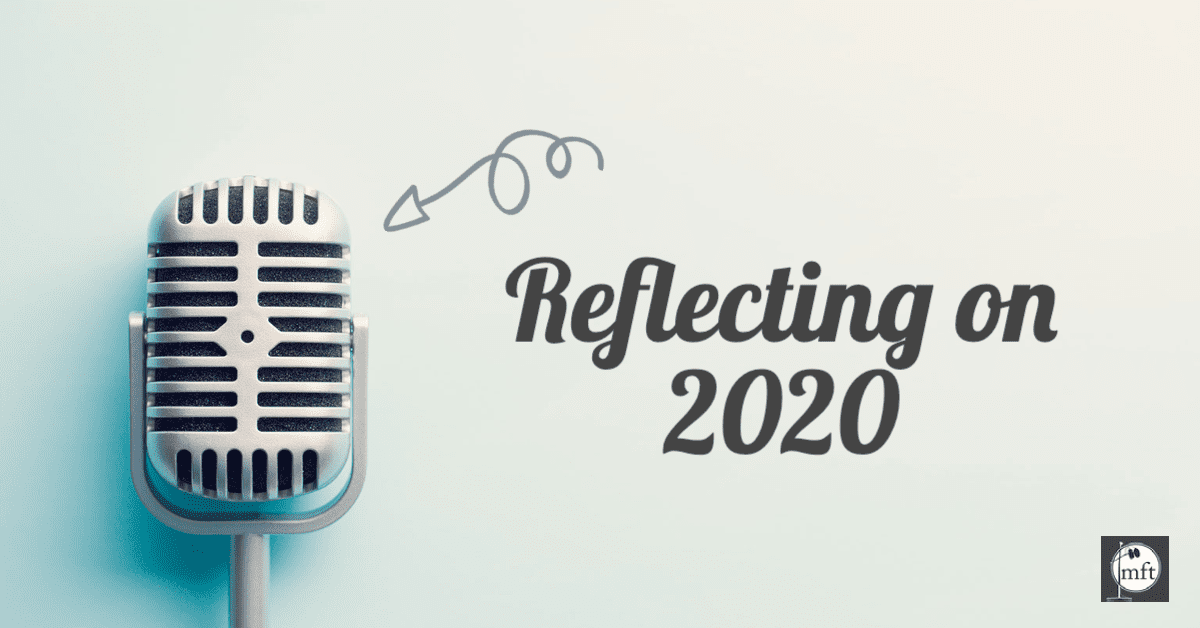 It's Gonna Be OK: Reflecting on 2020